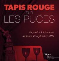 """Fête des Puces 2017 - """"Tapis Rouge sur les Puces!"""" du 14 au 18 Septembre 2017"""