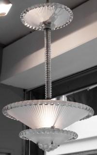 """René Lalique Lustre """"Perles"""""""