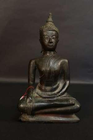 Bouddha Lao Luang Phrabang XVIIe siècle