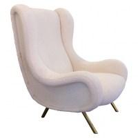"Marco Zanuso - Arflex - fauteuil ""Sénior"""