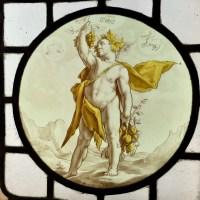VITRAIL Les 4 saisons et les signes du zodiaque