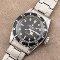 """Rolex Submariner 6538 cadran Gilt dite """"James Bond"""""""