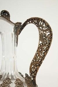 Carafe cristal