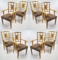 Huit sièges de Salle à Manger