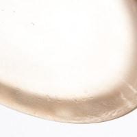 """Boîte """"Figurines et Voiles"""" verre blanc patiné sépia de René LALIQUE"""
