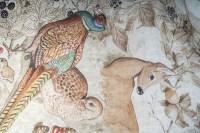 """Grand plaid """"animaux de la forêt"""""""
