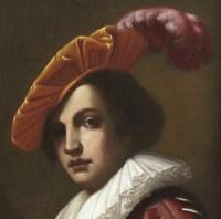 Portrait présumé de Bartolomeo Landini vers 1640 – atelier de Cesare Dandini