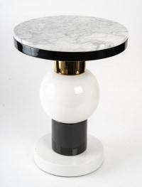 Table d'appoint en céramique