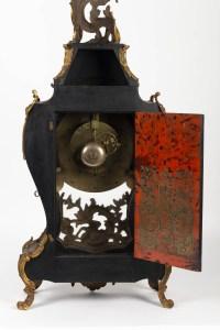 Important Cartel époque Napoléon III, cadran signé de Gorini Doleau à Poitiers