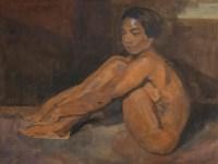 Iwan CERF (Ivan Cerf) (1883, Verviers–1963, Paris) Peintre, dessinateur et graveur belge