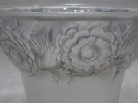 """RENE LALIQUE (1860-1945) Vase """"Orléans"""""""