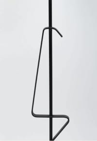 lampadaire fer forgé Ateliers Vallauris 1960