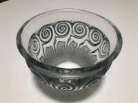 """René LALIQUE (1860 - 1945)  Vase """"Rennes"""" -  1933"""