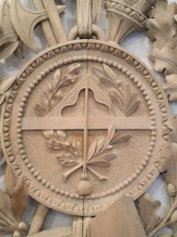 panneau - Franc-maçonnique