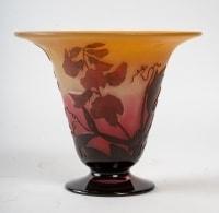 Vase signé Delatte Nancy
