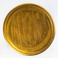 Selette en bois doré, fin XIXème