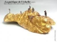 Exposition Un Marchand, Un Artiste - La Galerie Dominique RUIZ  accueille LES INSÉPARABLES STUDIO