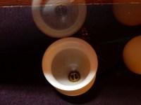 1950' Paire d'Appliques Bronze et Laiton Style Arbus ou Maison Jansen 2 Lampes