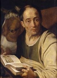 Saint Luc – Artus Wolffort (1581 – 1641)
