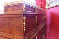 Bureau à gradin et cylindre double face 19e siècle