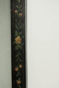Painted wooden Lantern, C.1940
