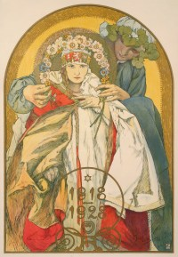 Alphonse Mucha - 1918 1928 - 1928
