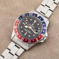 Rolex GMT Master 1675 Cornino cadran Gilt