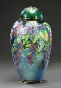 Camille Fauré Vase Couvert