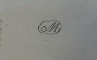 MAILLOL Aristide Nu de dos Lithographie 1926