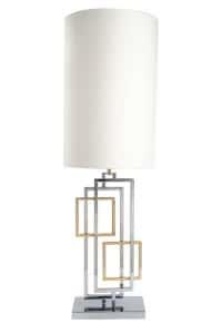 Grande Lampe de la maison Roche 1970