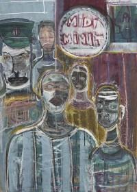 Exposition - Eric Patou - Etienne Solo Show au stand 195 allée 2
