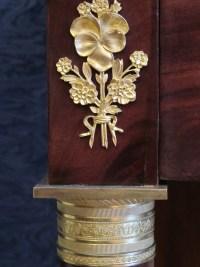 Console d'époque 1er Empire (1804 - 1815).