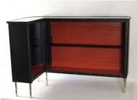 Bar de Jacques Adnet modèle Etoile 1950