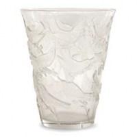 """René Lalique Vase """"Grives"""""""
