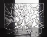 """René Lalique """"Surtout FAUVETTES"""""""