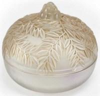 R. Lalique Boîte «Vallauris»