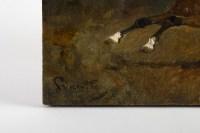 René PRINCETEAU (1843, 1914) peintre animalier français