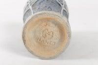 Chope à bière en céramique par Majorelle 1930