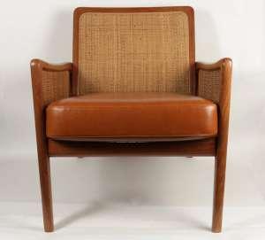 Paire de fauteuils de Peter Hvidt & Olga Molgaard  1956