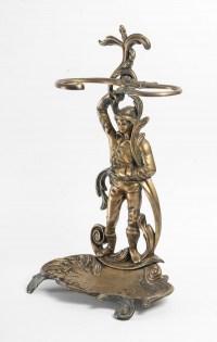 Porte-Parapluie en Bronze , début XXème siècle