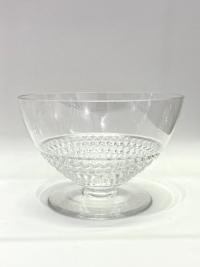 """Service """"Nippon"""" verre blanc de René Lalique - 48 verres"""