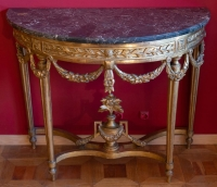 Console Louis XVI (XVIIIème siècle)