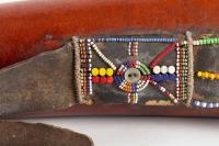 Objet décoratif africain début 20e siècle