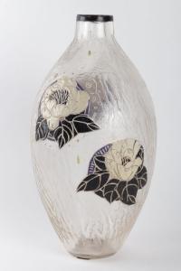 Vase aux pivoines  DELATTE Nancy