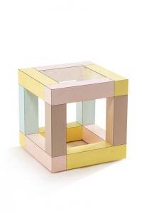 Table « Mimosa » d' Ettore Sottsass