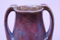 Emile Decoeur ( 1876 - 1953 ) - Grand vase amphore