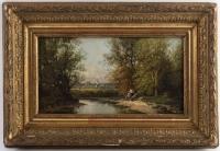 Tableau nature morte hollandaise signée Johannes REEKERS 1855