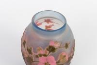 Vase signé GALLÉ Art Nouveau