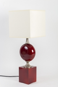 Lampe de Philippe Barbier