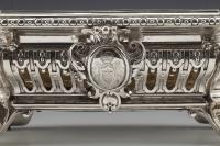 Orfèvre ODIOT – Importante Jardinière Epoque Napoleon III vers 1850